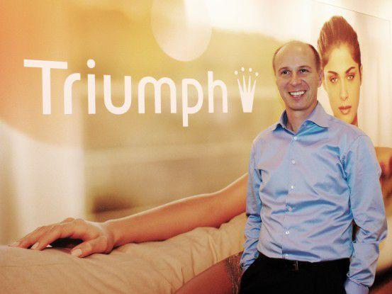 Thomas Peetz, Triumph: 'Ein junger Familienvater muss nur in Ausnahmefällen reisen.'