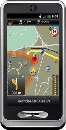 Ab sofort mit Reality Scanner: MobileNavigator.