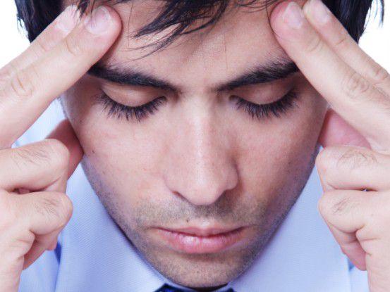 Führungskräfte arbeiten zu viel und stehen ständig unter Strom. Das führt zu Kontrollverlust und Orientierungslosigkeit.