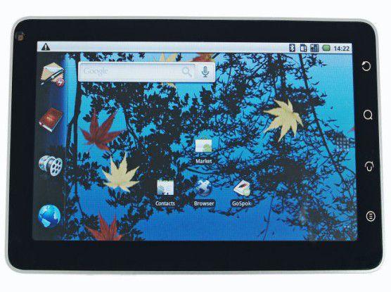 7-Zoll-Tablet-PC im Test: Eo-Link Camangi FM600