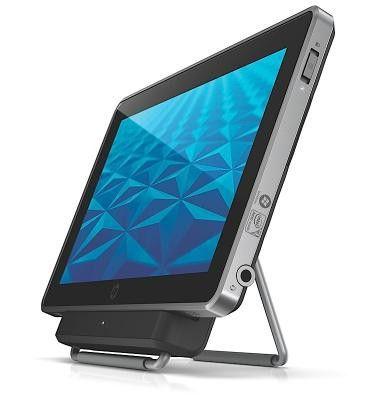 """Von HP """"komplett ruiniert"""": Das Tablet-PC-Referenzmodell HP Slate 500"""