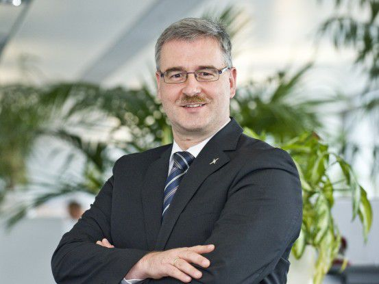 Michael Kranz, CIO der Krones AG