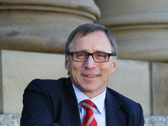 TPI-Manager Bernd Schäfer ist optimistisch für das kommende Jahr.