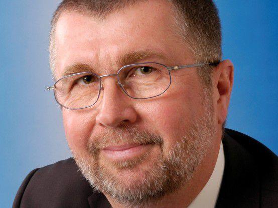 Knut Deimer, CIO / Leiter Informations- und Kommunikationstechnik bei den Berliner Flughäfen.