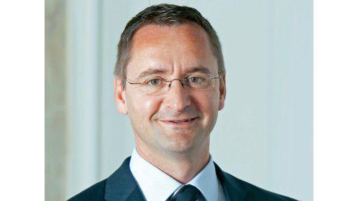 Enrico Lardelli ist CIO von Post Finance.