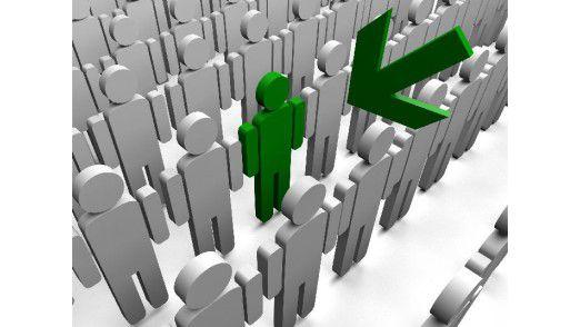 """""""Wir kennen Dich"""": Social Marketing setzt darauf, möglichst viel über den einzelnen Kunden zu erfahren."""