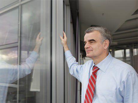 CIO des Jahres 2010, Johannes Helbig, kann auf ein Jahr voller Herausforderungen zurückblicken.