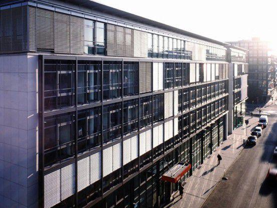 Unternehmenssitz E.ON in München