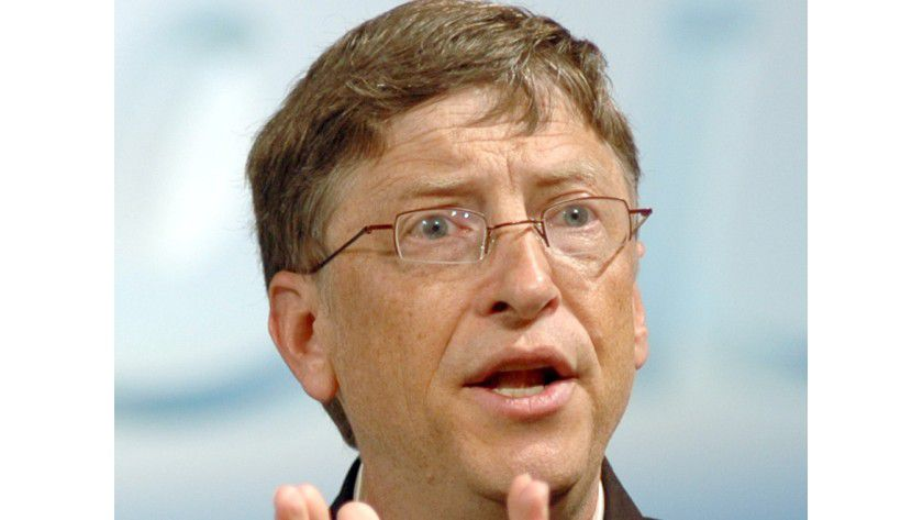 Microsoft-Mitgründer Bill Gates (59) bleibt der Reichste unter den Superreichen.