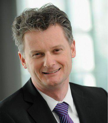 Microsofts Deutschland-Chef Ralph Haupter will bis Ende 2012 hierzulande 30 bis 40 Partner für die Duet-Connection begeistern.