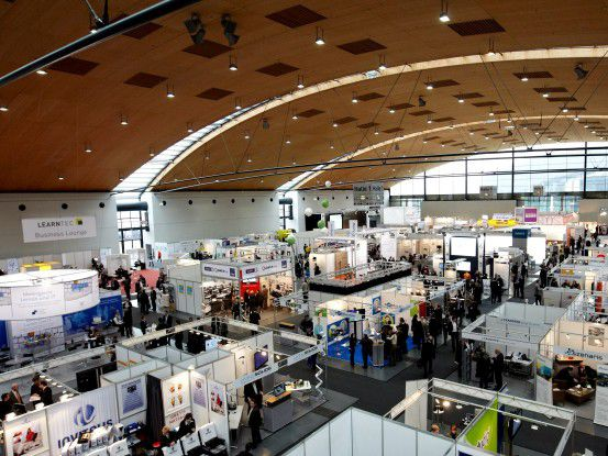 Die Learntec fand 2011 bereits zum 19. Mal in Karlsruhe statt.