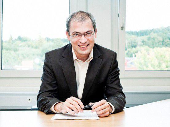"""Christian Rusche, BSI: """"In Zukunft werden sich Firmen bei Mitarbeitern bewerben, nicht umgekehrt."""""""
