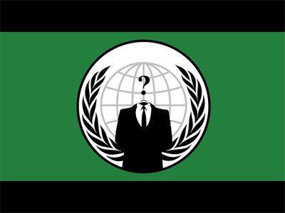 Wieder einmal versetzt Anonymous die digitale Welt in Angst und Schrecken...