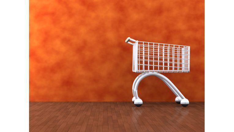 Um die zweckwidrige Verwendung eines Einkaufswagens zu verhindern, kann man nach Geschäftsschluss die Einkaufswagen mit einer abschließbaren Kette verbinden. Diese Maßnahme ist zumutbar.
