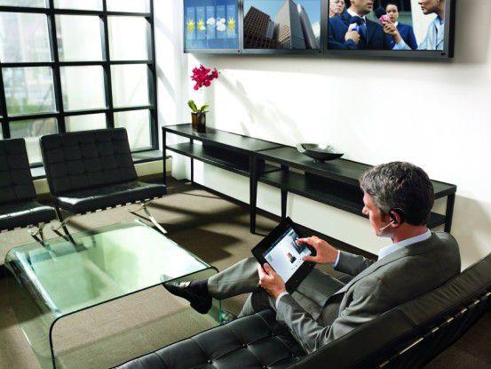 Das Avaya Flare - eine All-in-one-Kommunikationsplattform.