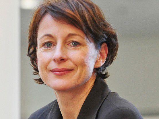 Die neue Deutschland-Chefin von IBM, Martina Koederitz