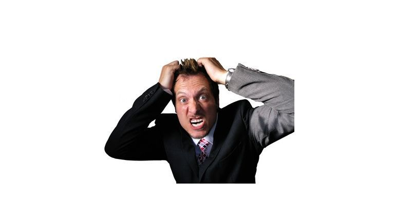 Admin - ein Job, der oft zum Haare raufen ist, vor allem, wenn man es mit DAUs zu tun hat.