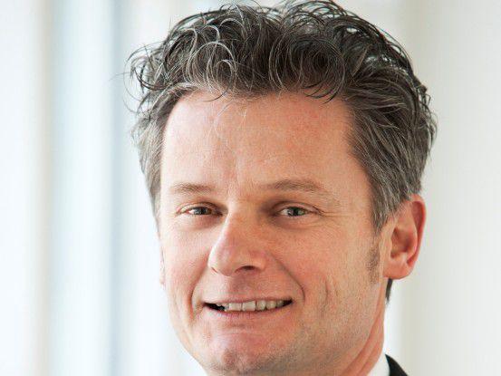 Ralph Haupter, Manager bei Microsoft und Mitglied des Microsoft-Präsidiums