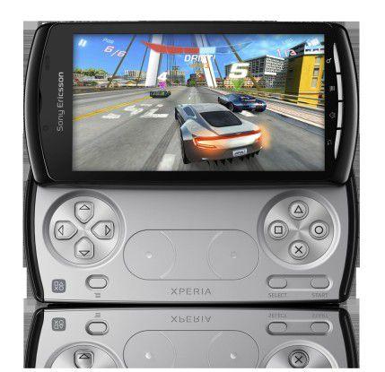 Das Sony Ericsson Xperia Play