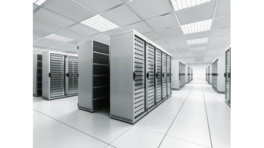 Die Server-Umsätze legten im ersten Quartal 2011 deutlich zu, weil Unternehmen wieder mehr Geld für die Erneuerung ihrer Infrastrukturen ausgeben.