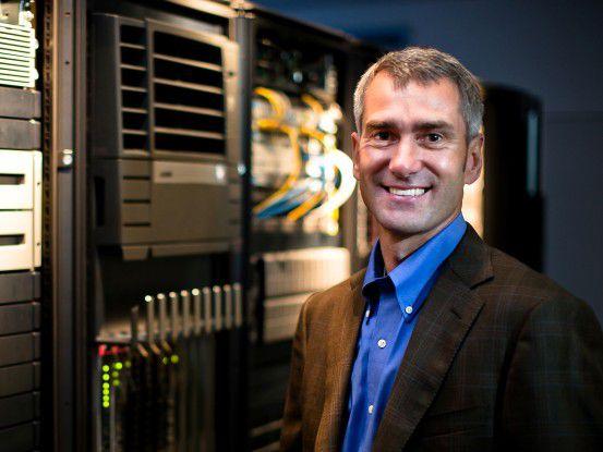 Kam von Microsoft zu HP: Der neue COO Bill Veghte