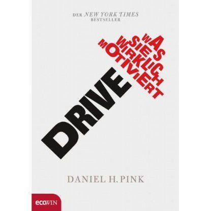 Daniel H. Pink: Drive. Was Sie wirklich motiviert, Verlag Ecowin, 240 Seiten, 21,90 Euro.