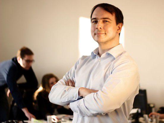 Sebastian Witzmanns Apps verbinden Lerninhalte mit spielerischen Elementen.