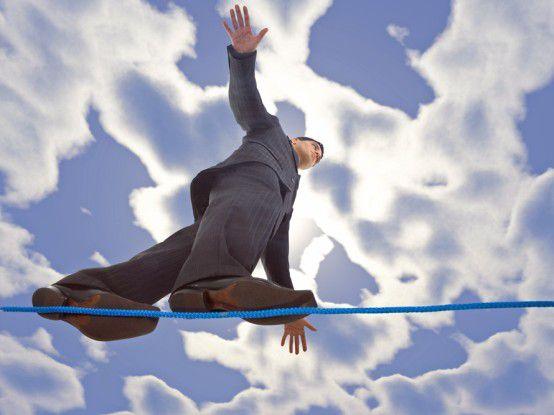 Das Leben ist ein echter Drahtseilakt zwischen Arbeit und Freizeit. Personal Cloud-Lösungen können bei der Balance helfen.