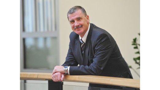 Dieter Scholz, Geschäftsführer Personal und Arbeitsdirektor von IBM Deutschland.