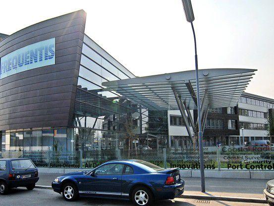 Frequentis hat seinen Hauptsitz in Wien.