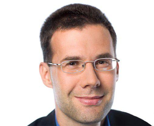 "Stephan Schillerwein, Infocentric Research: ""In der externen Kommunikation bleibt E-Mail der Standart."""