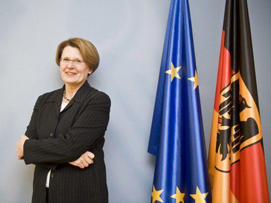 Cornelia Rogall-Grothe appellierte zum wiederholten Mal an die Wirtschaft.