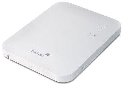 Der Meraki-Access-Point MR16 kann gleichzeitig im 2,4- und 5Mhz-Frequenzbereich senden.