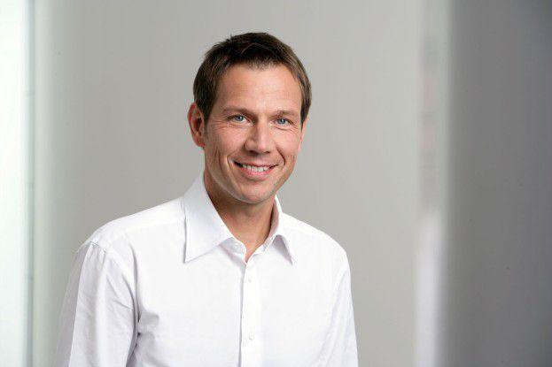 Redet sich das USA-Debakel schön: Telekom-Chef René Obermann