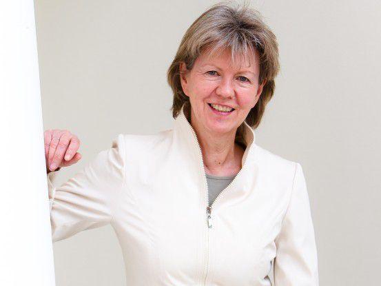 Barbara Saunier leitet die Beiersdorf-IT.