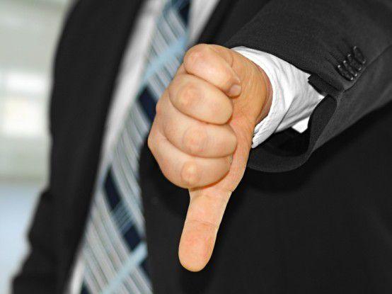 Bewerbungen schreiben kann sehr frustrierend sein. Lassen Sie sich dennoch nicht entmutigen!