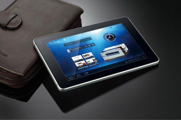 7-Zöller zum Kampfpreis: Huawei Mediapad
