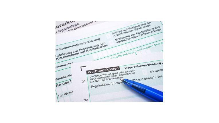 Für die Steuerklärung stehen demnächst Neuregelungen ins Haus.
