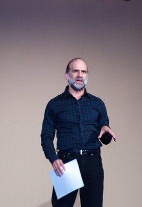 """Bruce Schneier: """"SSL war nie ein besonders gutes Konzept""""."""
