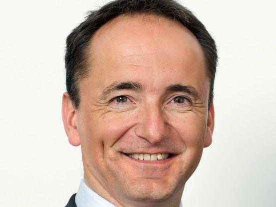 SAP-Chef Jim Hagemann Snabe
