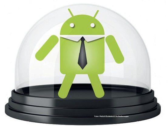 Nicht ganz trivial: Android im Business