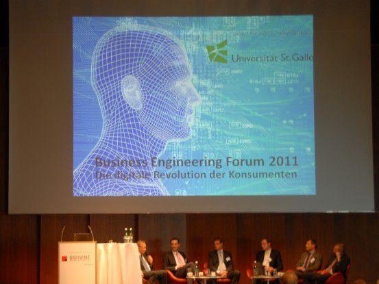 """Das Motto des Business Engineering Forum war heuer: """"Die digitale Revolution der Konsumenten."""""""