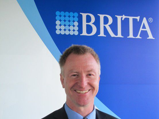 Frank Nittka, CIO bei Brita