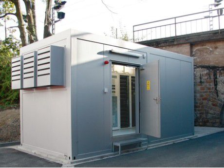 Container RZ-Lösung bei Dango & Dienenthal