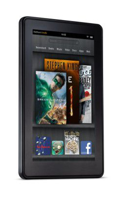 Das 200-Dollar-Tablet Kindle Fire