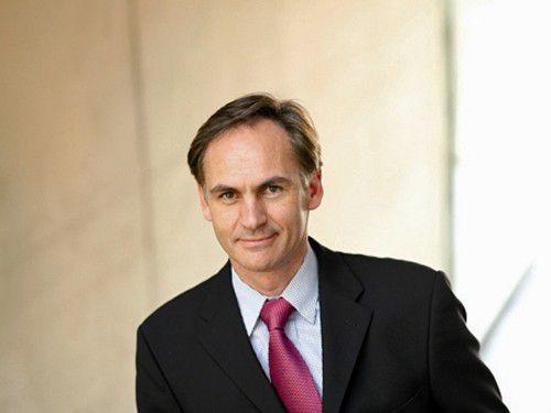 Patrick Naef, CIO bei Emirates