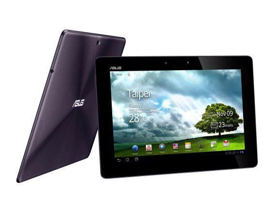 Das erste Tablet mit Quad-Core-Prozessor: Asus EeePad Transformer Prime