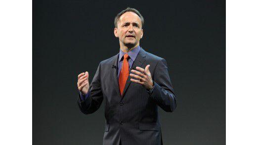 Jim Hagemann Snabe auf der Sapphire 2011.