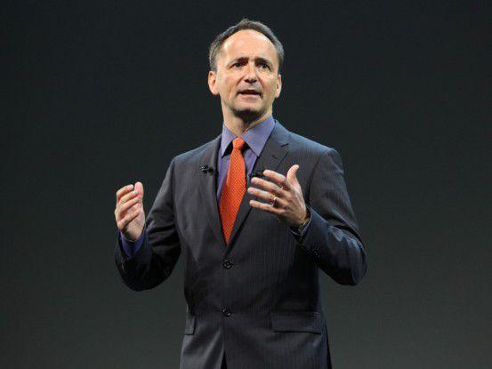 SAP-Co-CEO Jim Hagemann Snabe auf der Sapphire 2011