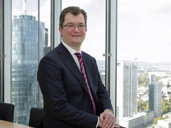 Dr. Peter Leukert, CIO bei der Commerzbank AG.